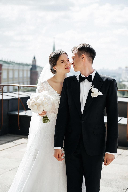 Любовь-искусство: современная романтическая свадьба