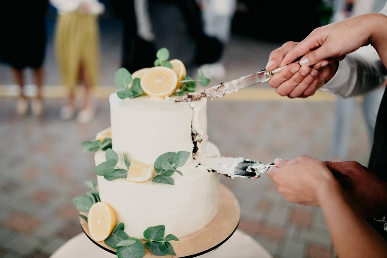 «Моя большая итальянская семейка»: камерная свадьба на свежем воздухе