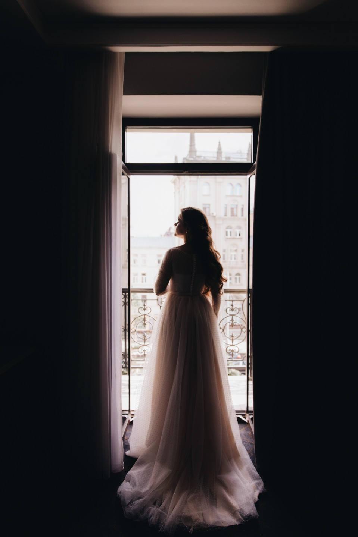 Закаты ранней осени: рустик-свадьба в усадьбе