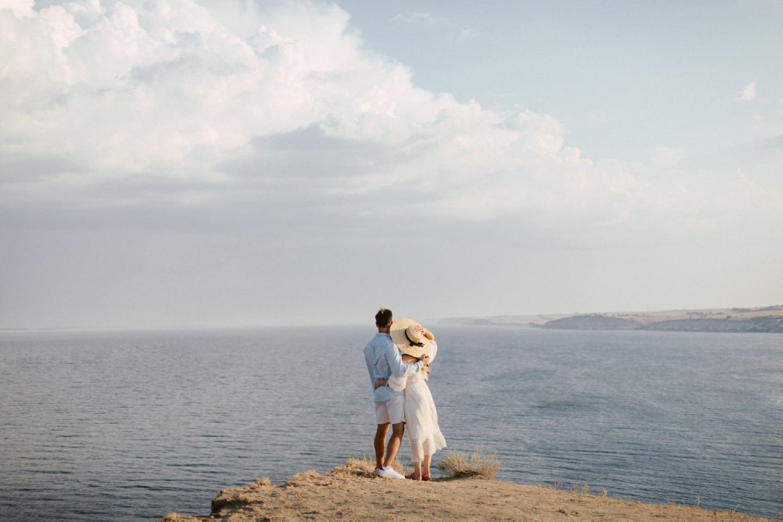 Любовь моя: свадьба в итальянском стиле на двух языках