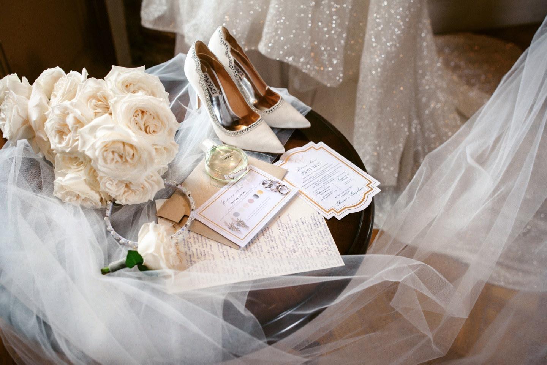 Fabulous feelings: камерная и изысканная свадьба в замке
