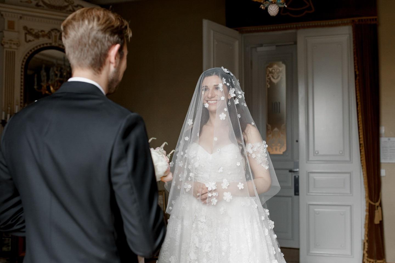 Warmth of romance: интернациональная свадьба в усадьбе