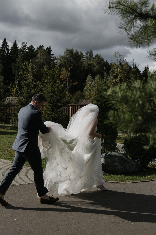 Art Village club: классическая свадьба в европейском стиле