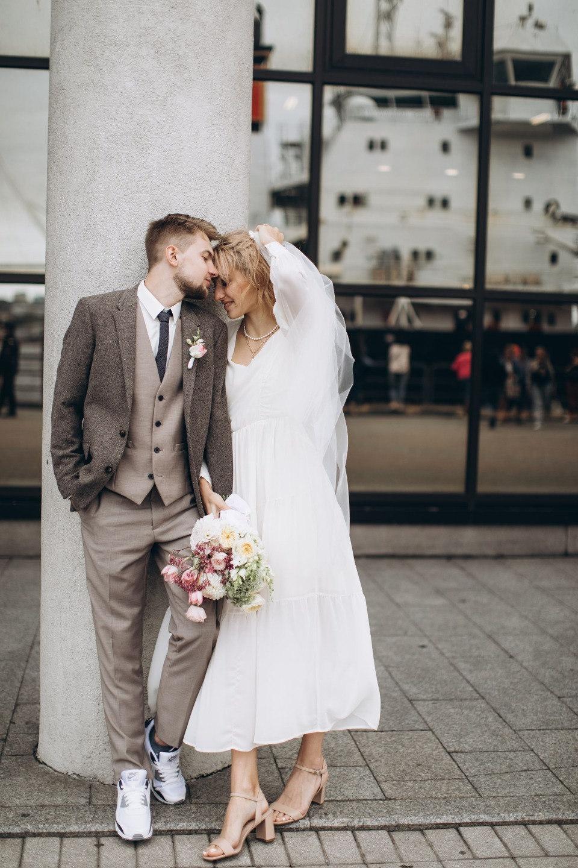 More love: свадьба в весеннем стиле в лофте