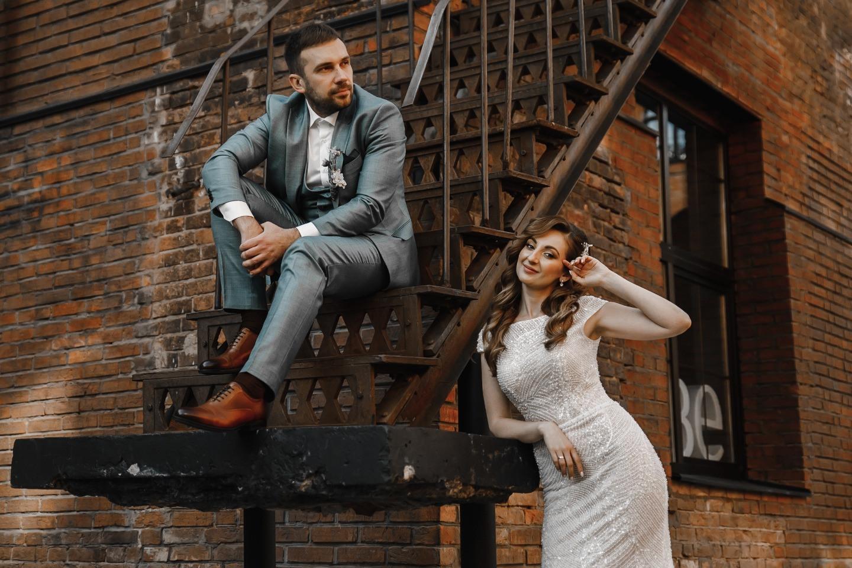 Special way: свадьба в дерзком современном стиле