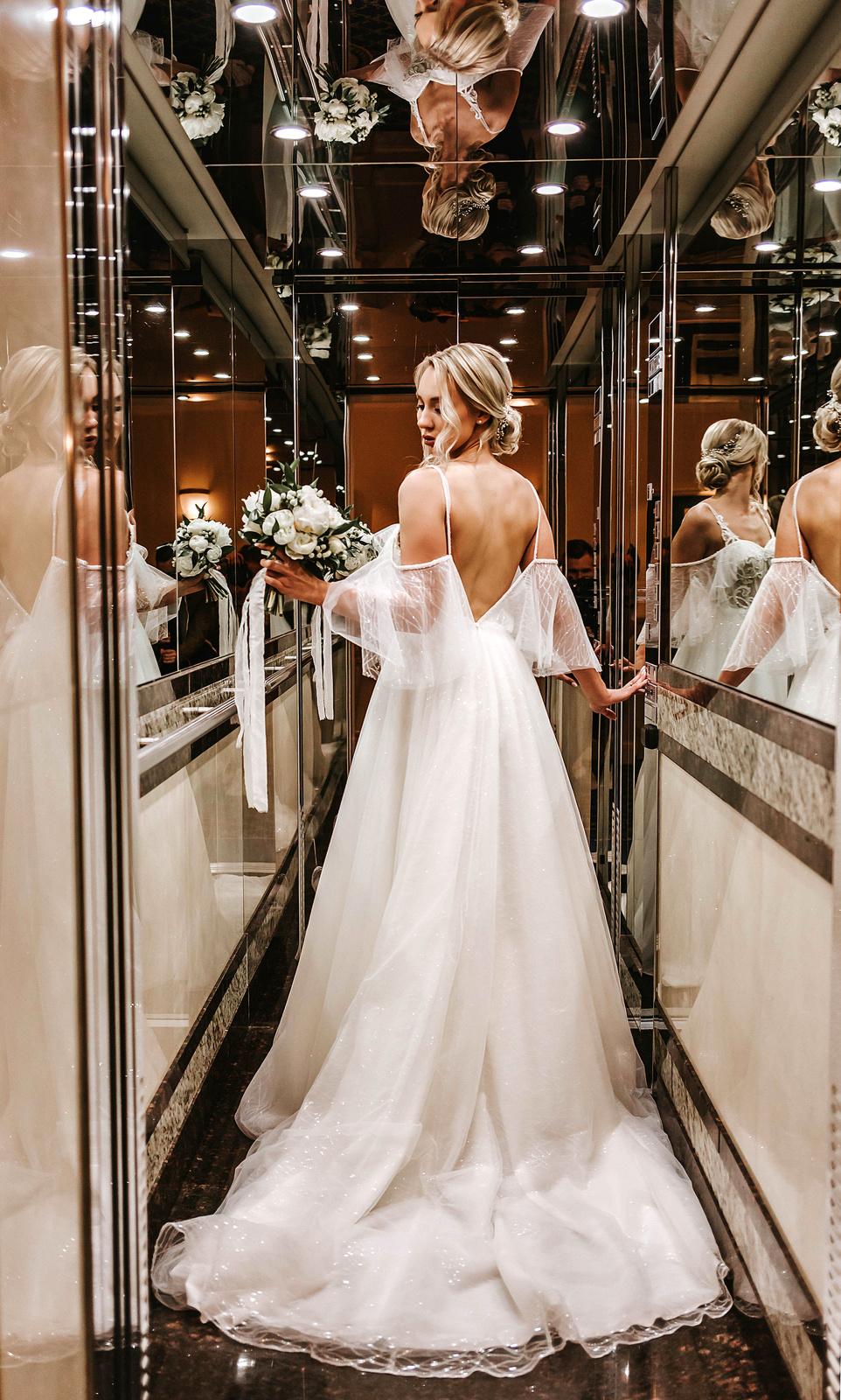 Рустик-свадьба в коричневых оттенках