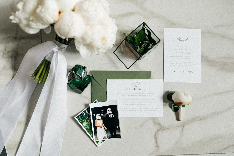 Только 1+1: камерная свадьба в Loft Hall
