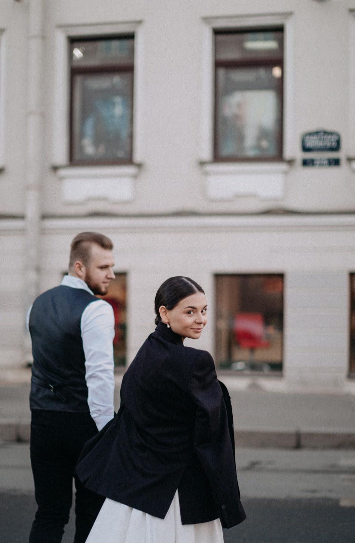 Коммунальная квартира и улицы Питера: стилизованная фотосессия