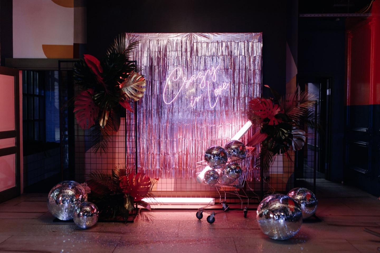 Brilliant party: свадьба-вечеринка в лофте