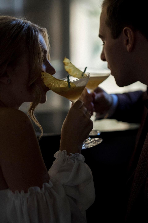Семейная свадьба в ресторане Санкт-Петербурга