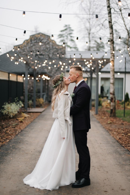 Рустик-свадьба в «Доме у леса»