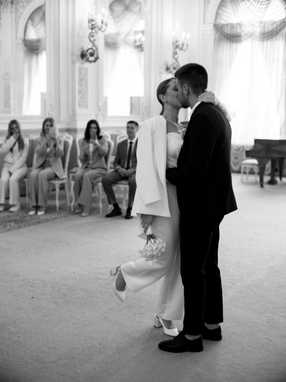 Elegant St. Petersburg: свадьба-вдохновение