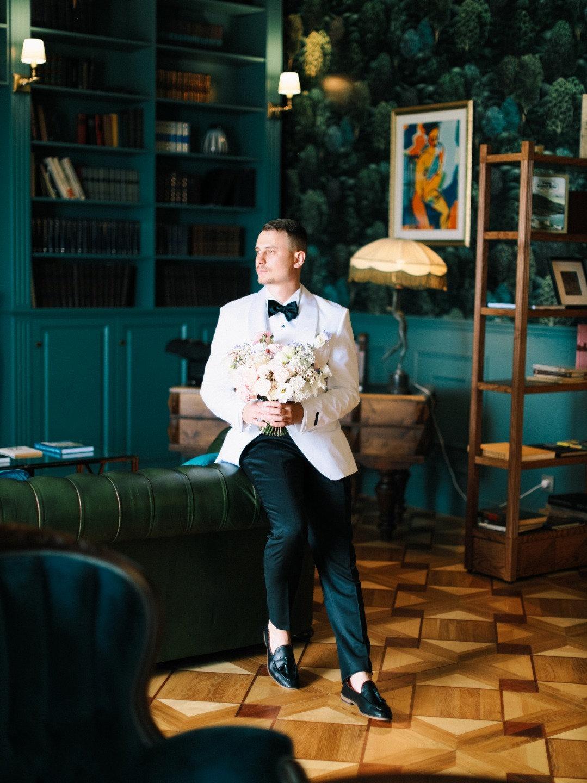 «Как из фильмов с хэппи-эндом»: романтическая свадьба