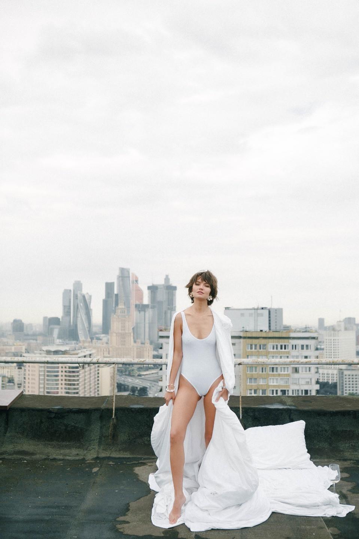 NO RULES: стилизованная фотосессия из четырех мини-историй