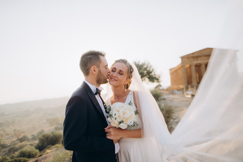 Интернациональная необычная свадьба на Сицилии