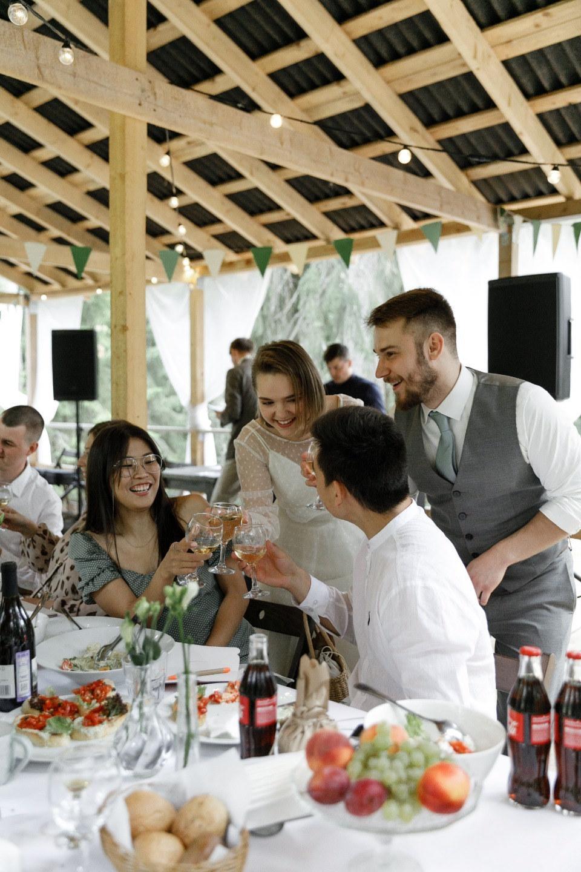 GREENVALD PARK: эко-свадьба за городом
