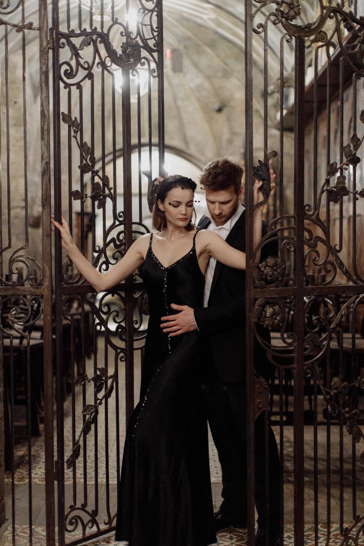 Black Swan: стилизованная съёмка