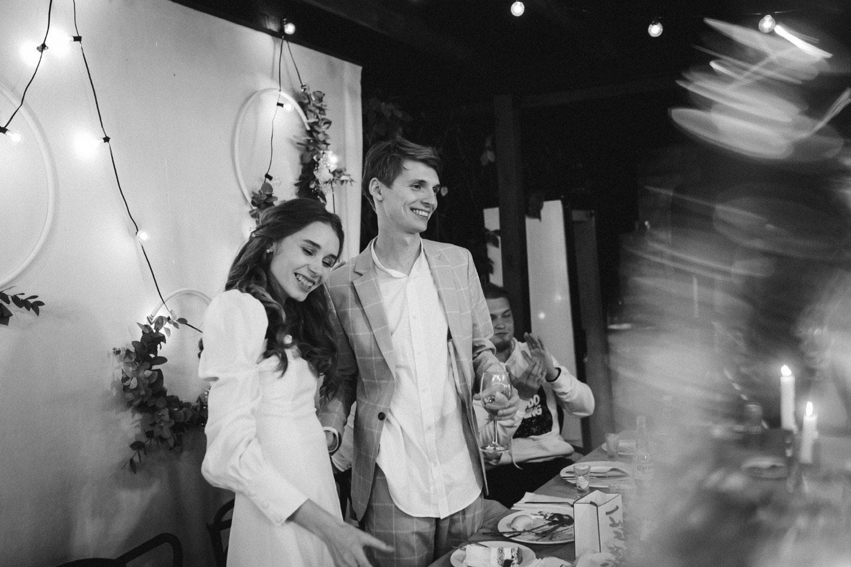 Эстетика журнала Kinfolk: камерная свадьба за городом