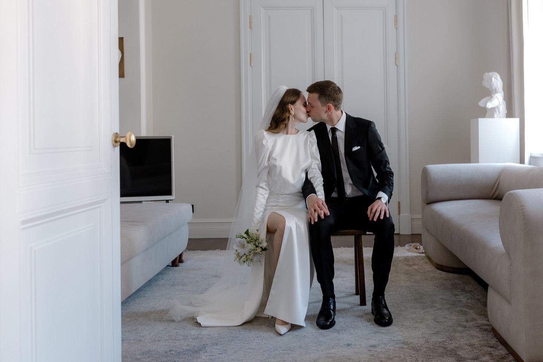Social Club: элегантная свадьба в ресторане Санкт-Петербурга