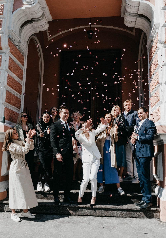 Passion for elegance: свадьба в особняке