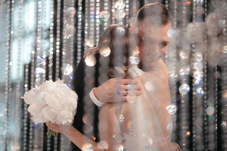 Ice & heat: свадьба в темных оттенках