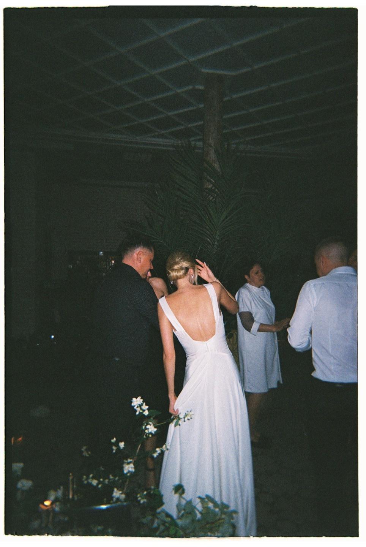 Chic and laconic: камерная свадьба в ресторане