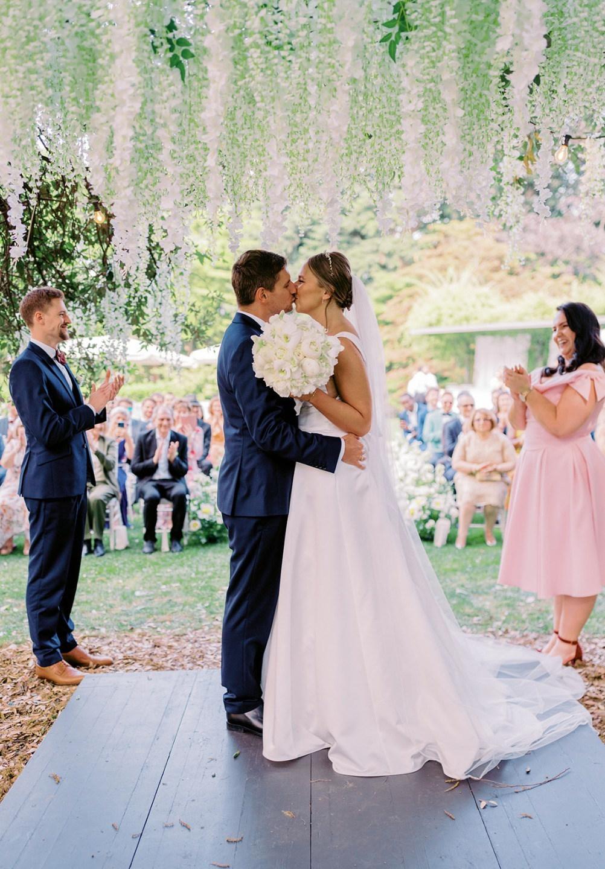 Villa Frua: эко-свадьба в Италии