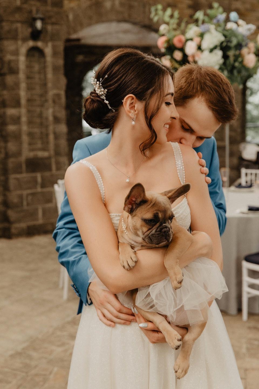 «Обнуляй»: свадьба во французском стиле