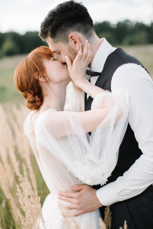 Sunny love: уютная эко-свадьба в усадьбе