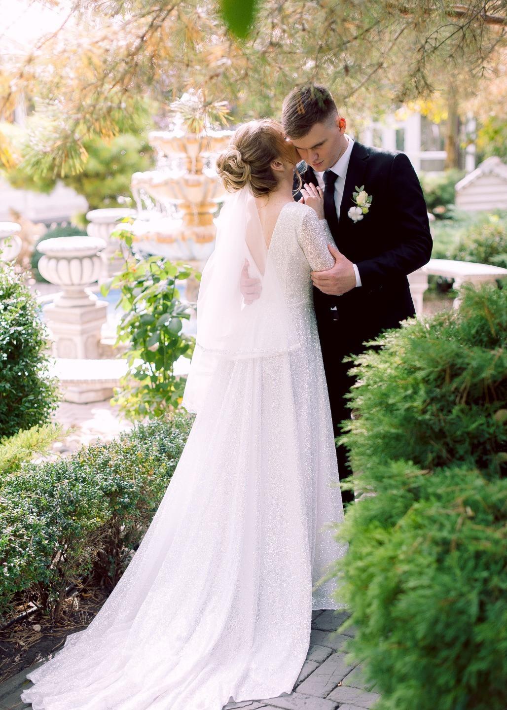 M&T: классическая свадьба в ресторане-усадьбе