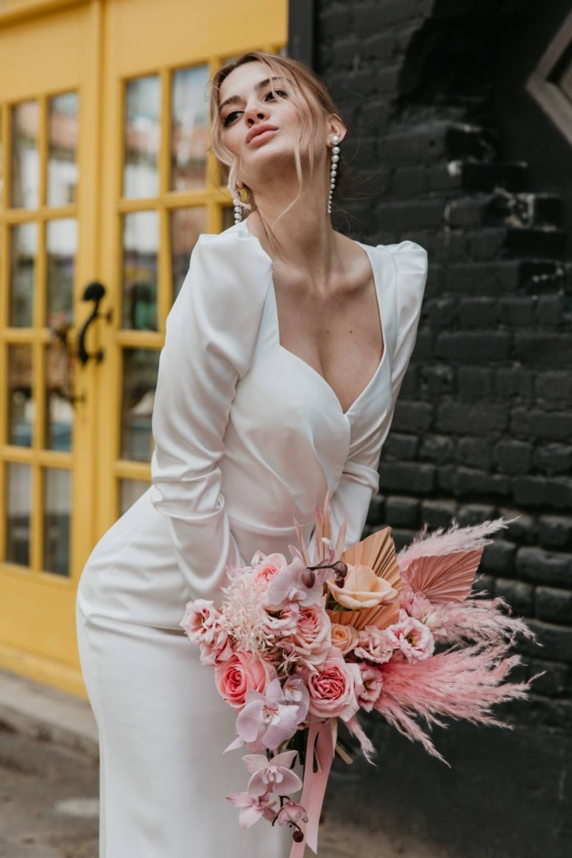 В стиле Энди Уорхола: яркая свадьба-вечеринка