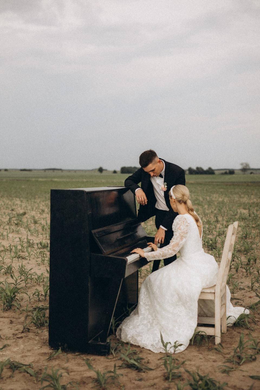 Try this on your piano: семейная свадьба в ресторане