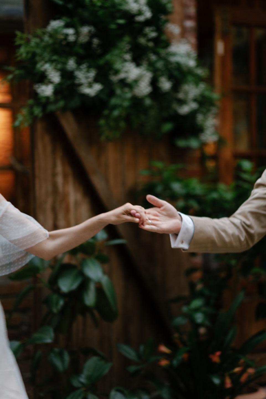 Soul: воздушная свадьба в усадьбе