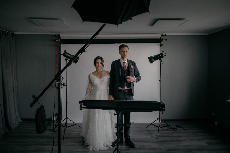 Creative union: классическая свадьба в дворце-ресторане