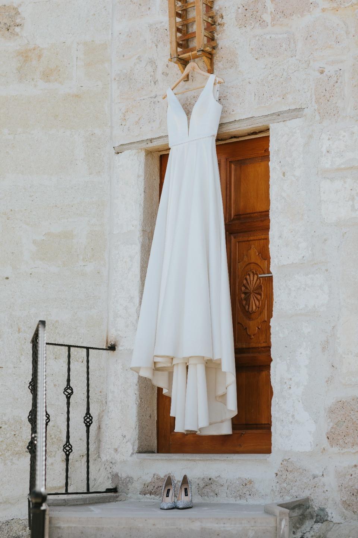 Love is in the air: свадьба в волшебной Каппадокии