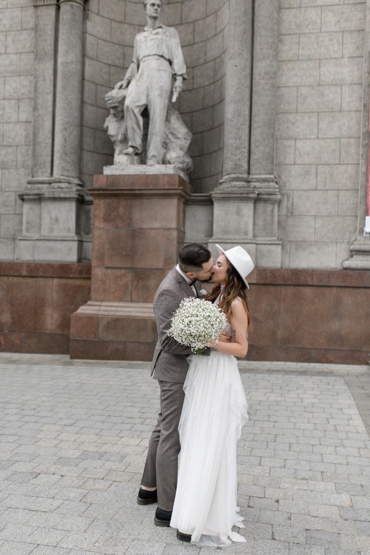 Свобода самовыражения: бохо-свадьба в усадьбе
