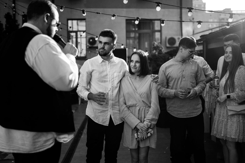 Holy Wedding: тематическая яркая свадьба в ресторане