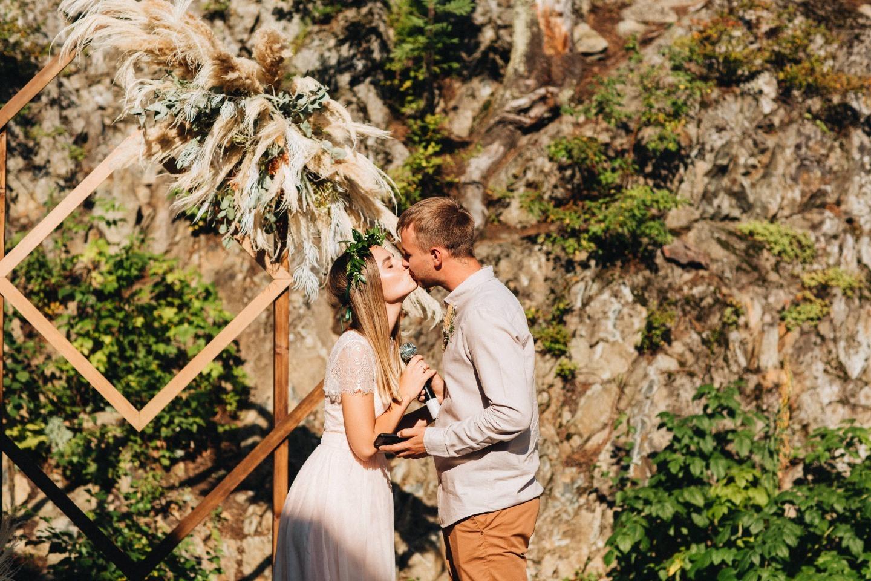 Нити судьбы: эко-свадьба в горах