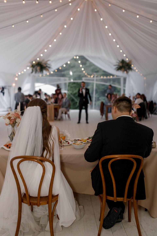 Destiny to love: уютная свадьба на природе