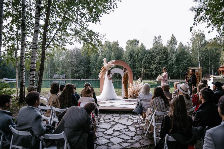 Из Pinterest: бохо-свадьба в усадьбе