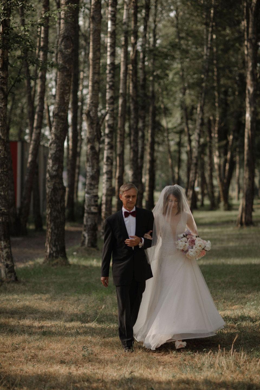 Harmony of tenderness: уютная свадьба на природе
