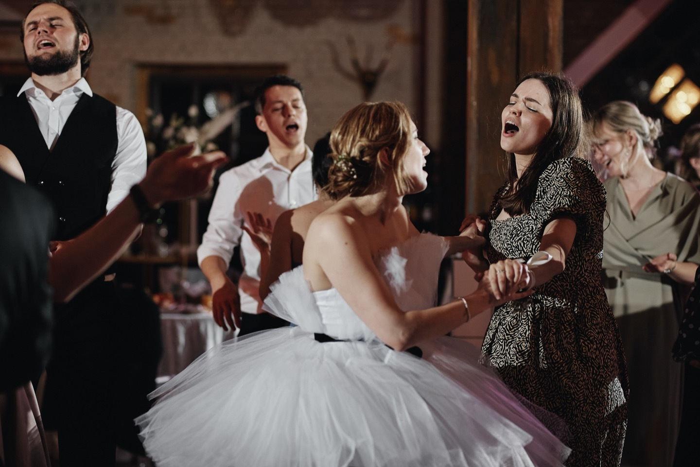 Feelings for music: свадьба в стиле fusion