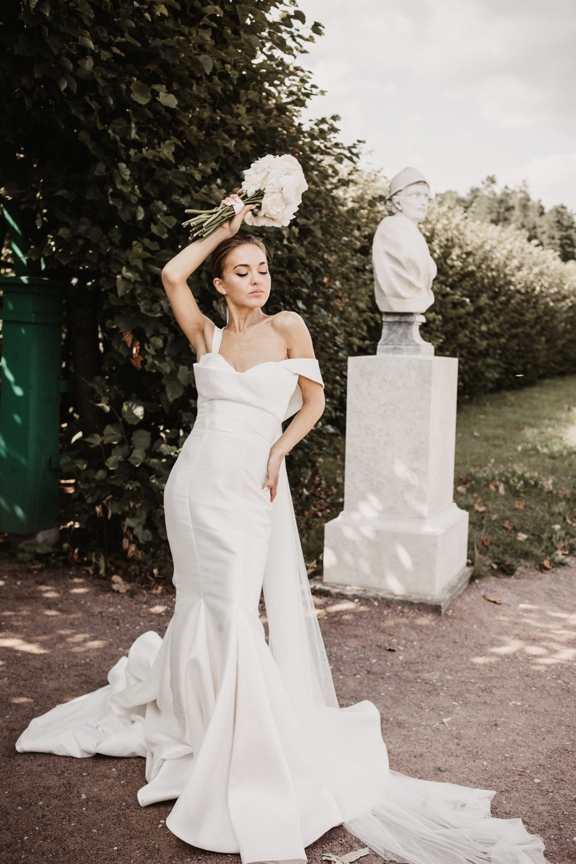 Harmony of love: свадьба в классическом стиле