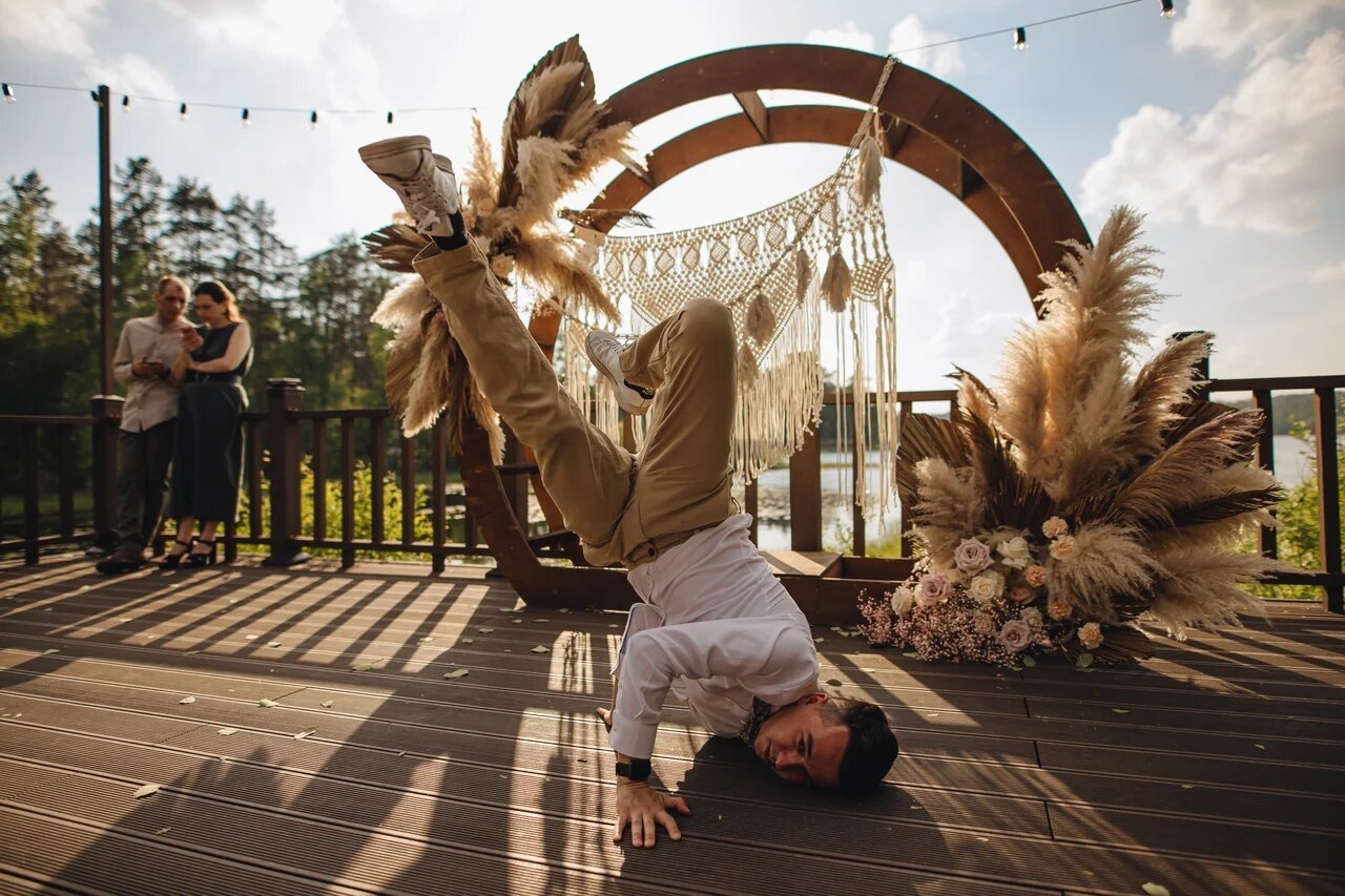 Бохо и рустик: душевная свадьба в бежевых оттенках