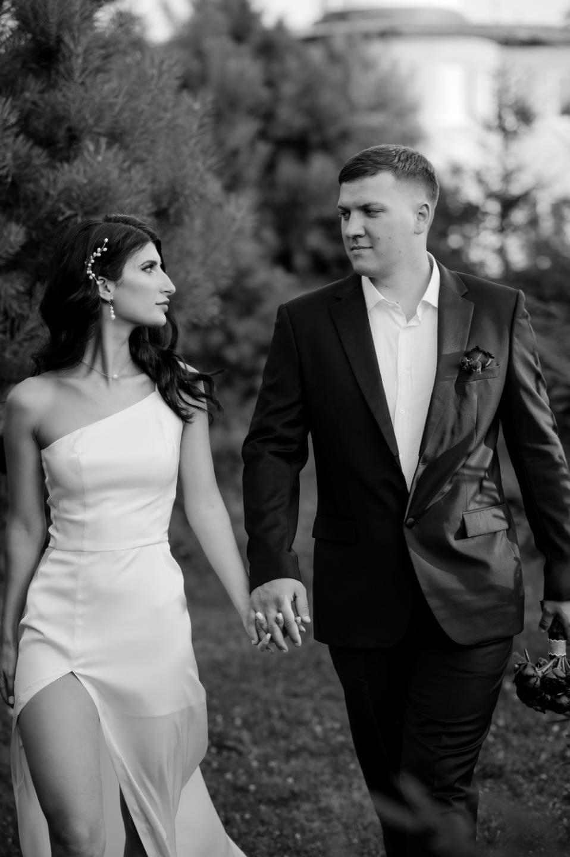 Volare: итальянская свадьба в загородном клубе
