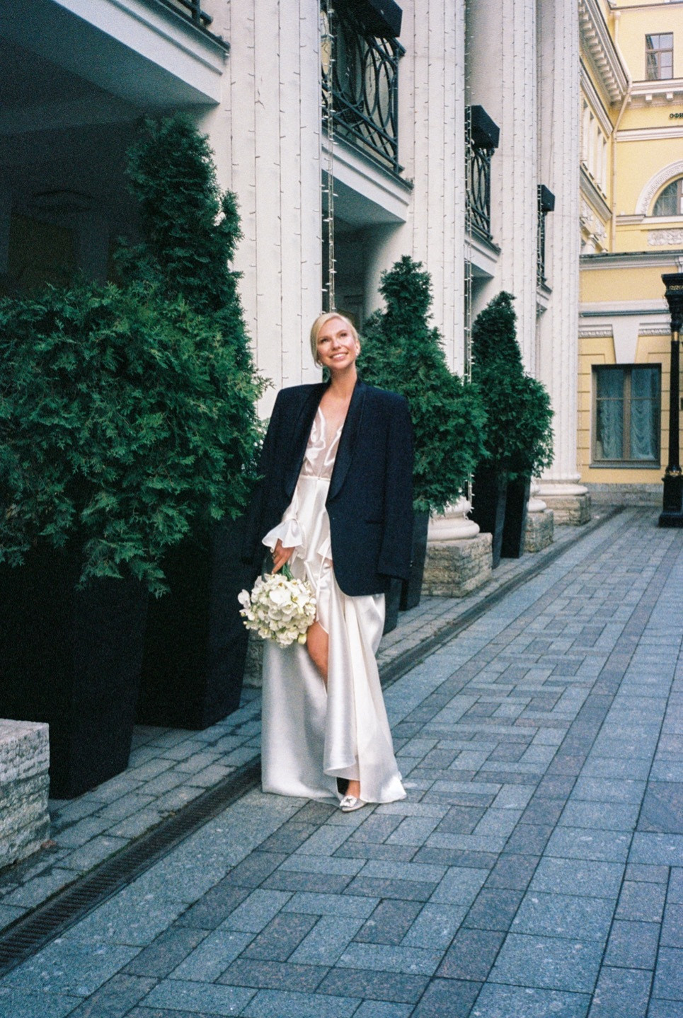 7 лет: годовщина свадьбы в Санкт-Петербурге
