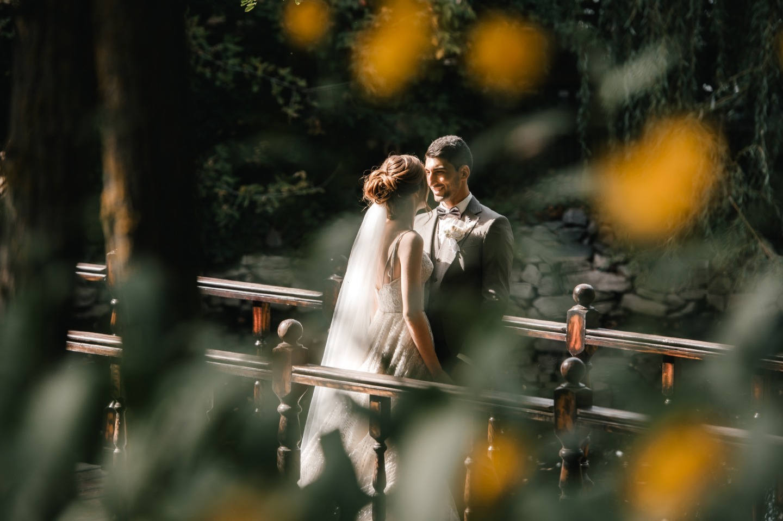 Soulfulness: рустик-свадьба в загородном клубе