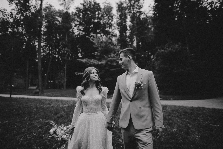 Сказка наяву: душевная свадьба в пастельных тонах