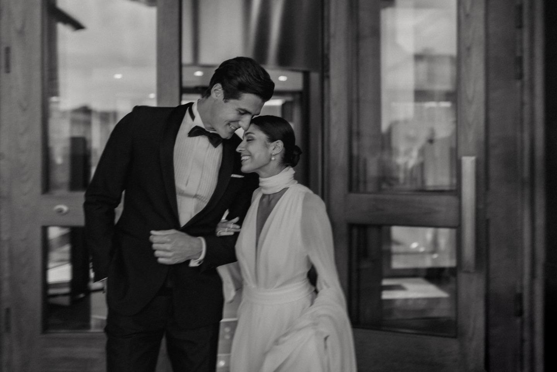 Счастье любит тишину: элегантная свадьба в Four Seasons