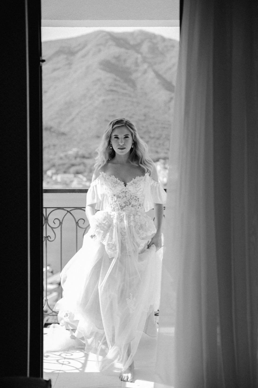Только мы: свадьба для двоих в Черногории
